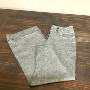 """WHBM trousers 12"""" wide legs size 10 EUC"""